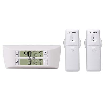 AcuRite Wireless 00986A2 Fridge Thermometer