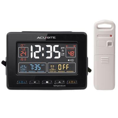 AcuRite Atomic Clock Dual Alarm