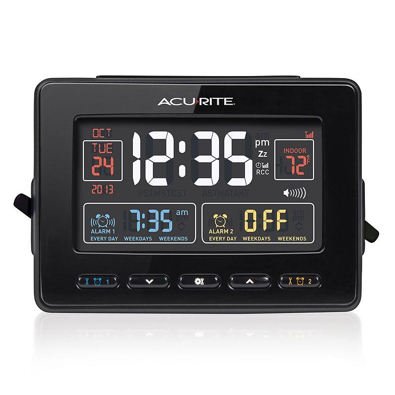 AcuRite Atomic Dual Alarm w USB