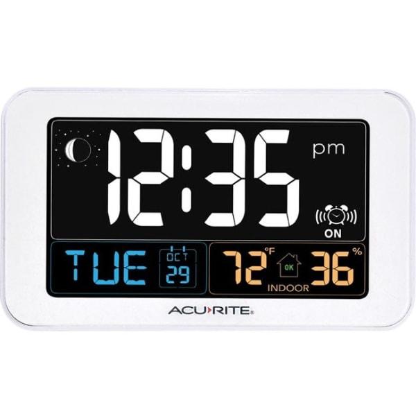 AcuRite Intellitime Alarm w USB