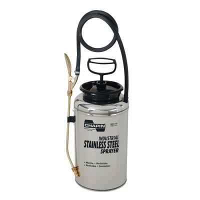 2 Gallon Industrial Stainless Steel Sprayer