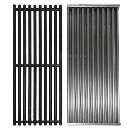 Char-Broil Pre-2015 Tru-Ir Grate and Emitter (2-3 Burners)