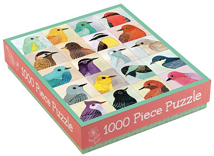 Avian Friends Puzzle 1000 pcs
