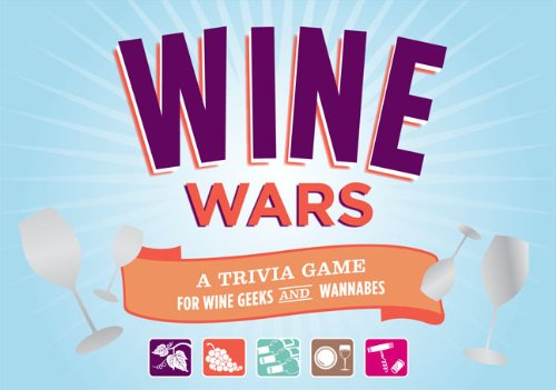 Wine Wars! Trivia Game