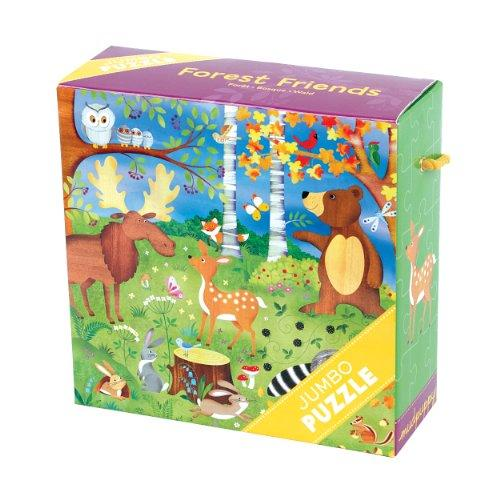 Forest Friends Jumbo Puzzle 25 pcs
