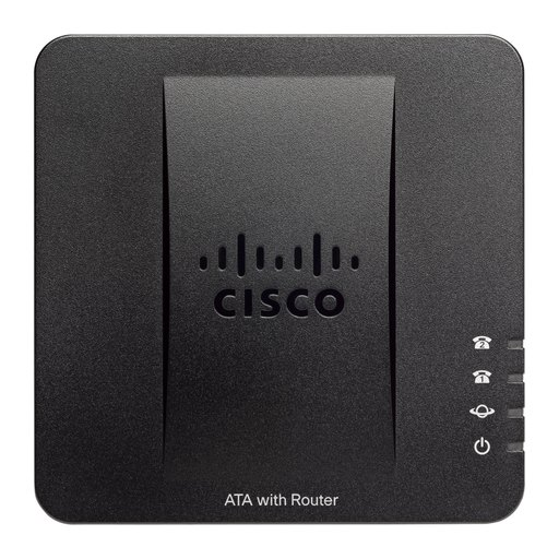 Cisco ATA with Router