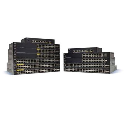 SF352-08P 8-port 10/100 POE
