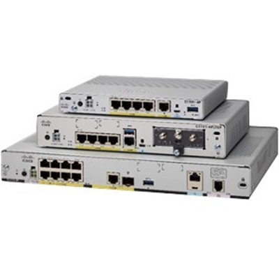 ISR 1100 4P Dual GE SFP Router