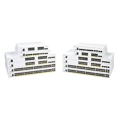 CBS250 Managed 24-port GE  PoE