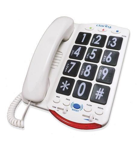 76560.001 50dB Phone Large Black Keys