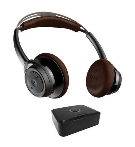 Amplified Bluetooth Headphones