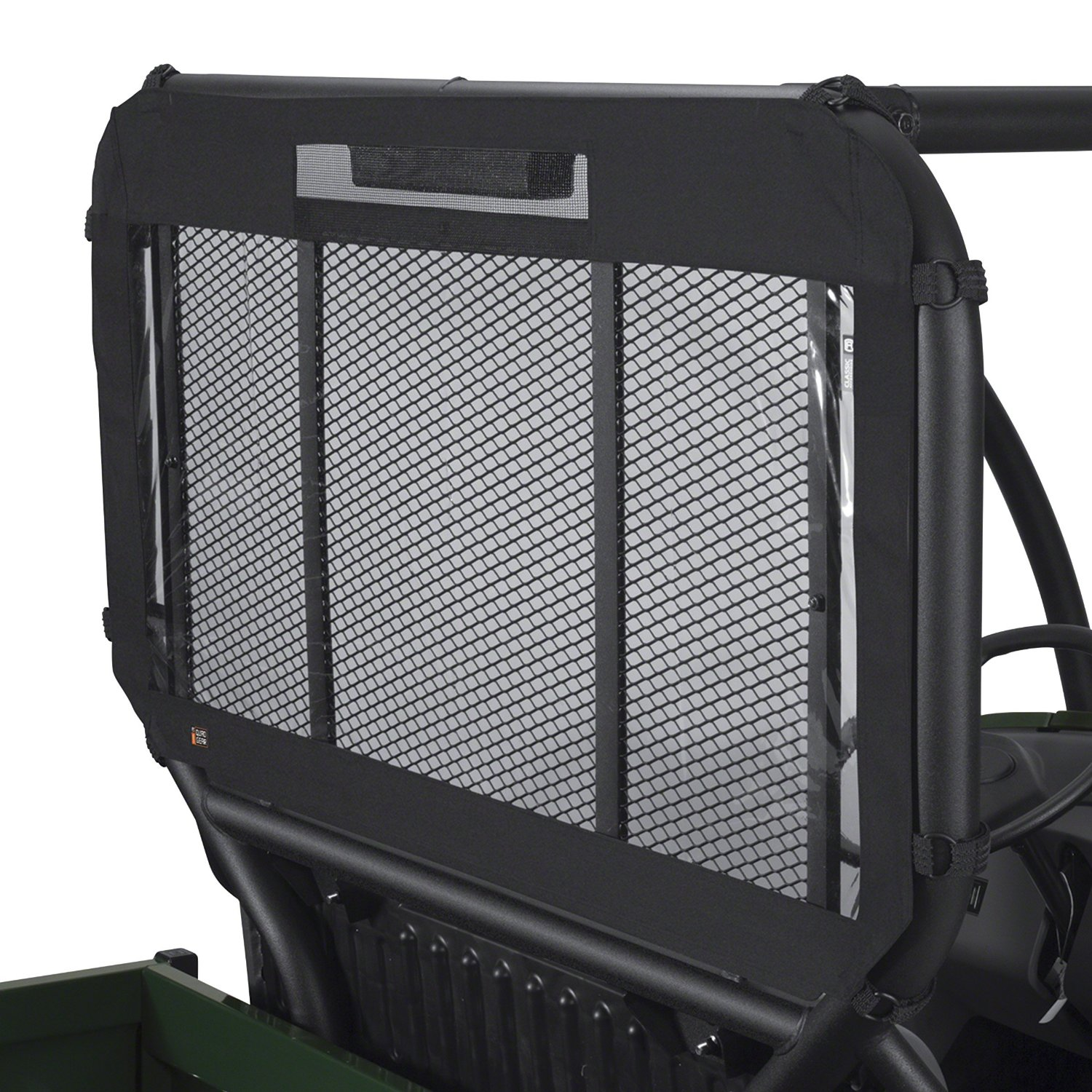 UTV Rear Window - Kawasaki Mule 600 & 610