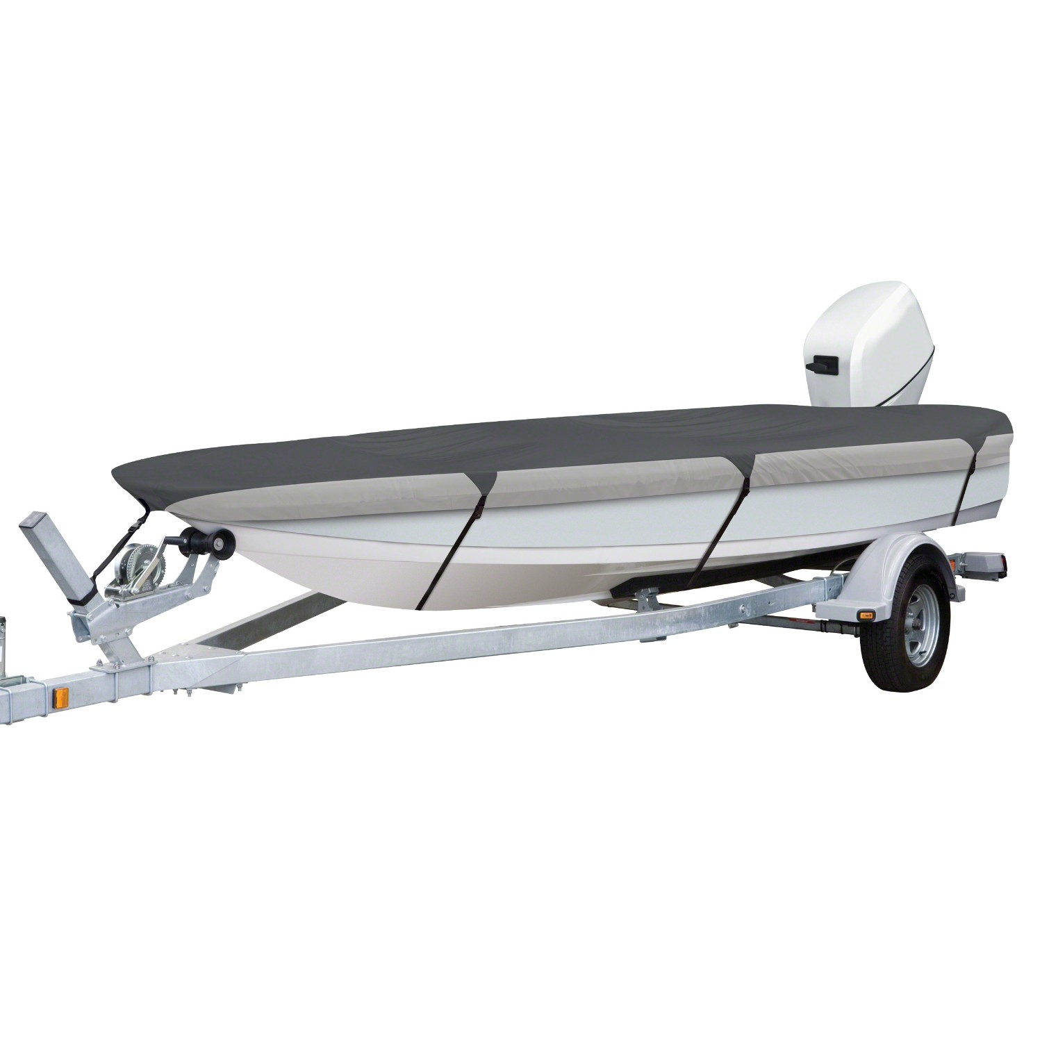 """Classic Accessories Orion Deluxe Boat Cover 14'-16'  x 75"""""""