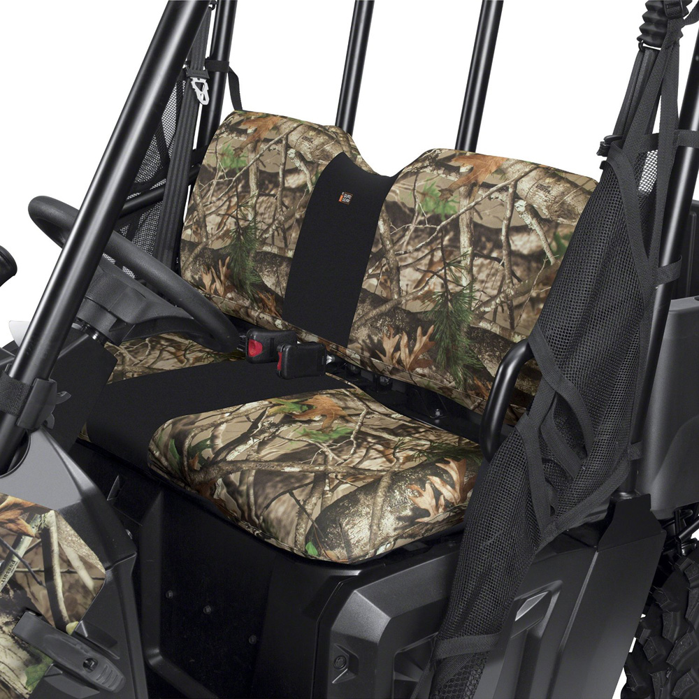 Classic UTV Bench Seat Cover Polaris Ranger Mid-Size Camo