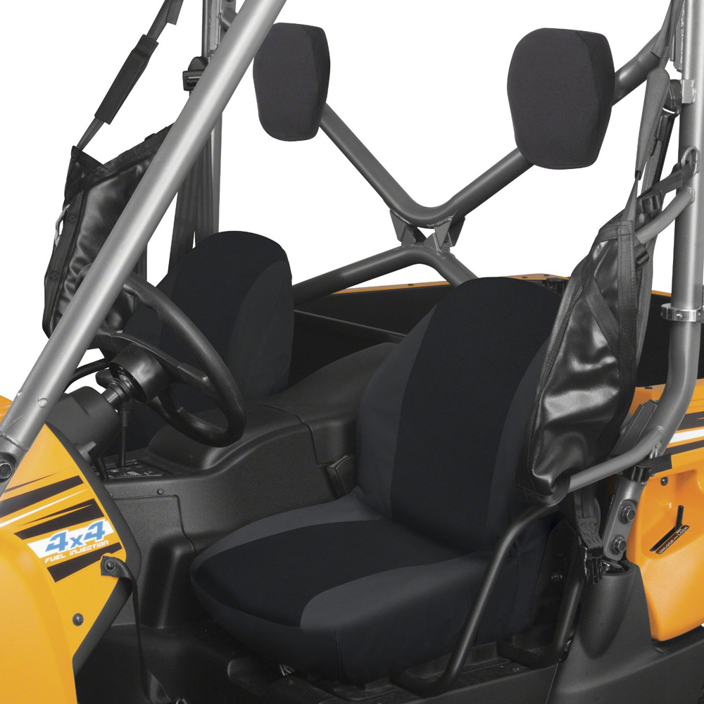 Classic Accessories UTV Bucket Seat Cover Yamaha Rhino Black