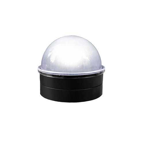BLACK CHAINLINK SUMMIT SOLAR POST CAP