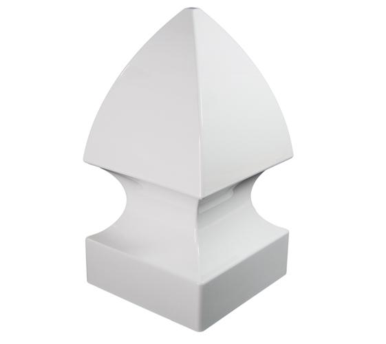 5x5 GOTHIC PVC POST CAP