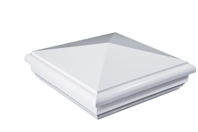 5x5 NEW ENGLAND PVC POST CAP