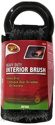 * D/C INTERIOR BRUSH