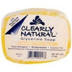 Clearly Naturals Honeysuckle Soap (1x4 Oz)