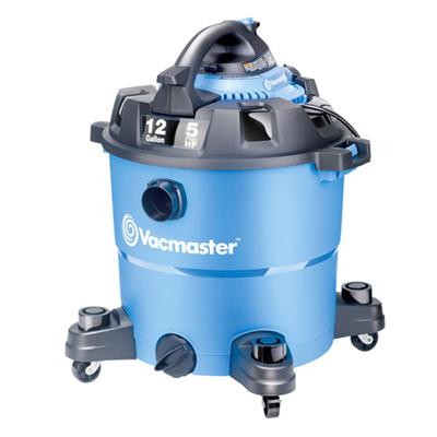 VM Wet Dry Vacuum 12Gal 5HP