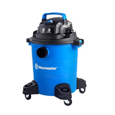 VM Wet Dry Vacuum 5 Gallon 3HP