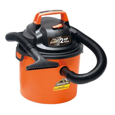 Armor All Wet Dry Vac 2.5 Gallon