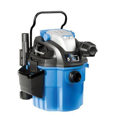 VM Wet Dry Vac w/Remote 5Gal