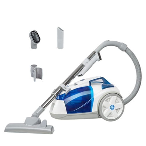 VM Bagless Canister Vacuum