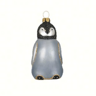 Baby Emperor Penguin Ornament