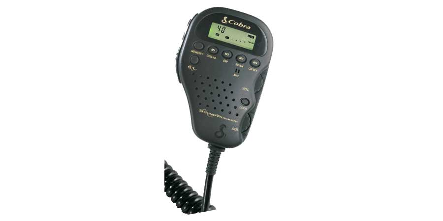 Cobra C 75 WX ST 40-Channel All-in-Handset Mobile CB Radio