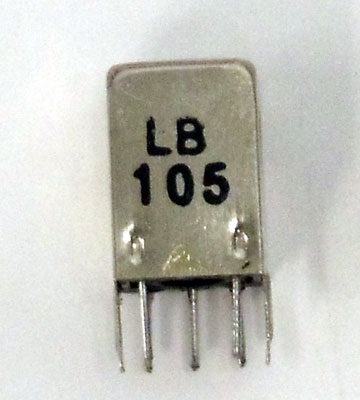BFA-LB105-FA COIL, IFT, 200GTL