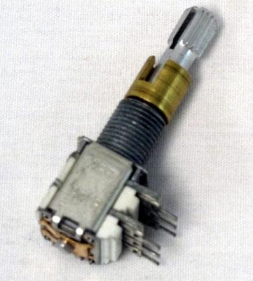 RVB-103AM-MC POT,DIM/SWR CAL, 150GTL