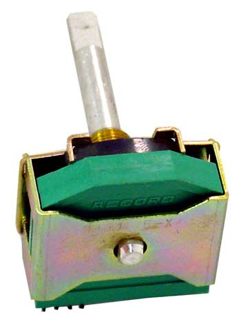 CHANNEL SELECTOR FOR C25LTD