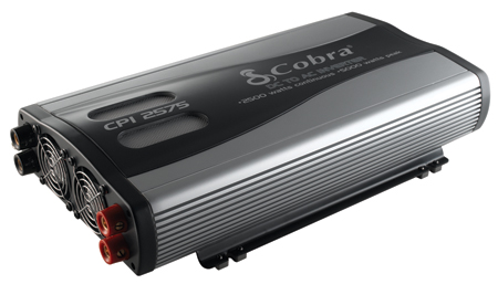 2500/5000 WATT 3AC PWR INVERTER W/USB PORT-NO CBLS