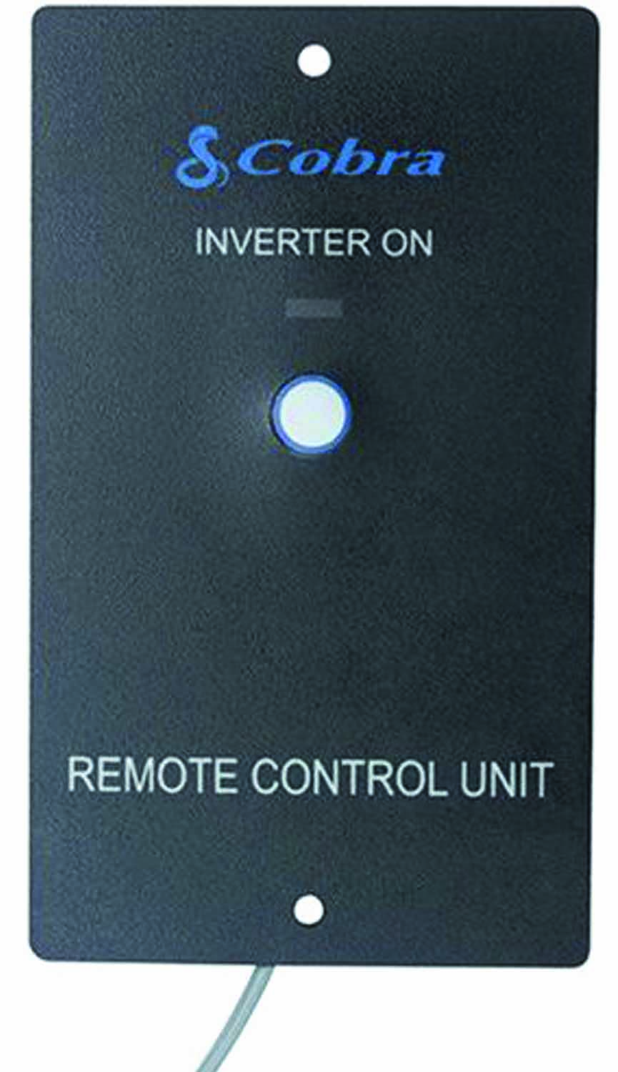 ON/OFF SWITCH FOR THE INVERTERS