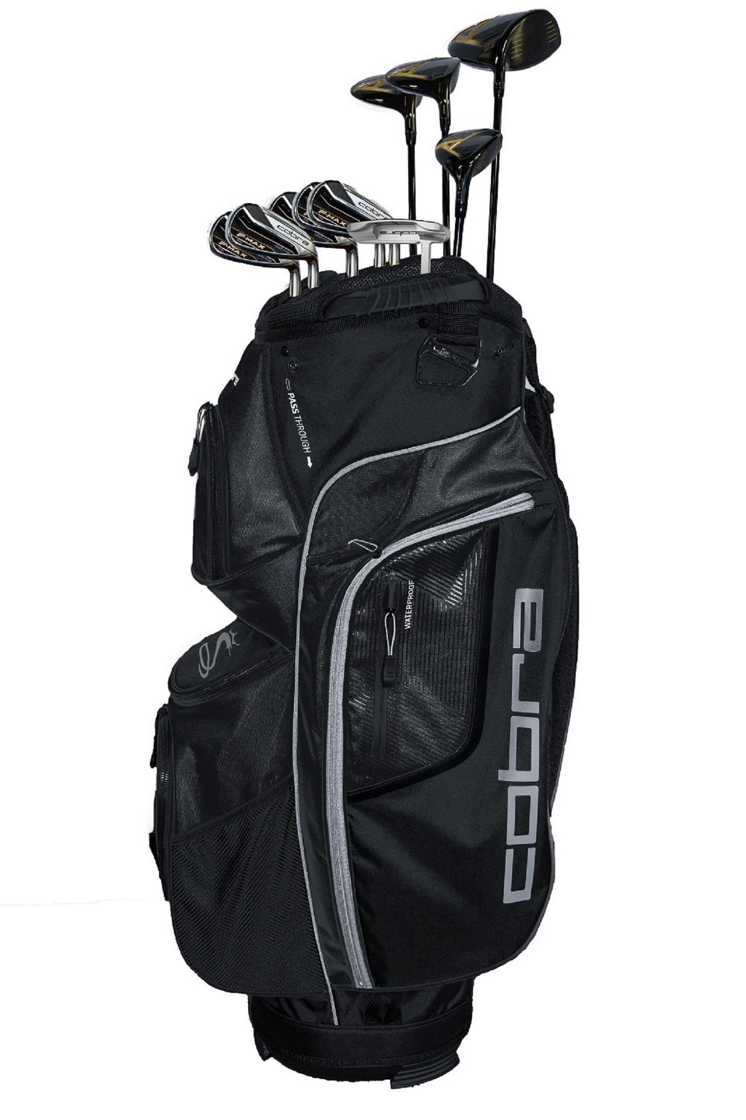 Cobra F-Max Complete Set Lite CS13 with Bag