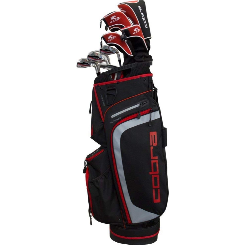 Cobra Golf Men's XL Complete Set Senior LH