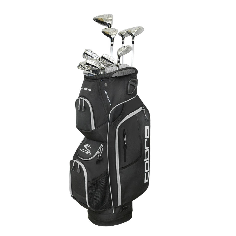 Cobra Golf XL Speed Men's Complete Set Graphite Reg RH