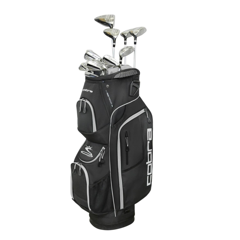 Cobra Golf XL Speed Men's Complete Set Steel Reg RH