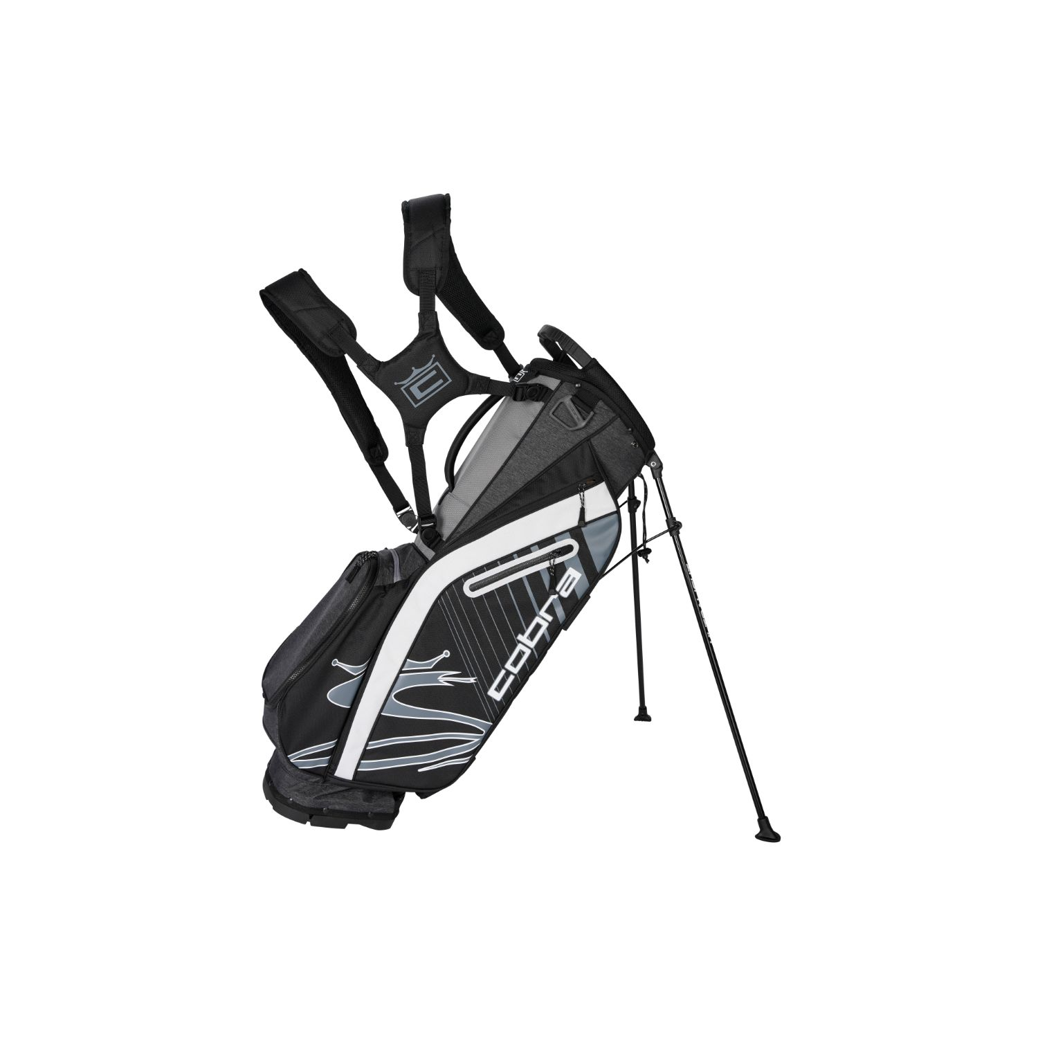 Cobra Golf 2020 Ultralight Stand Bag Black