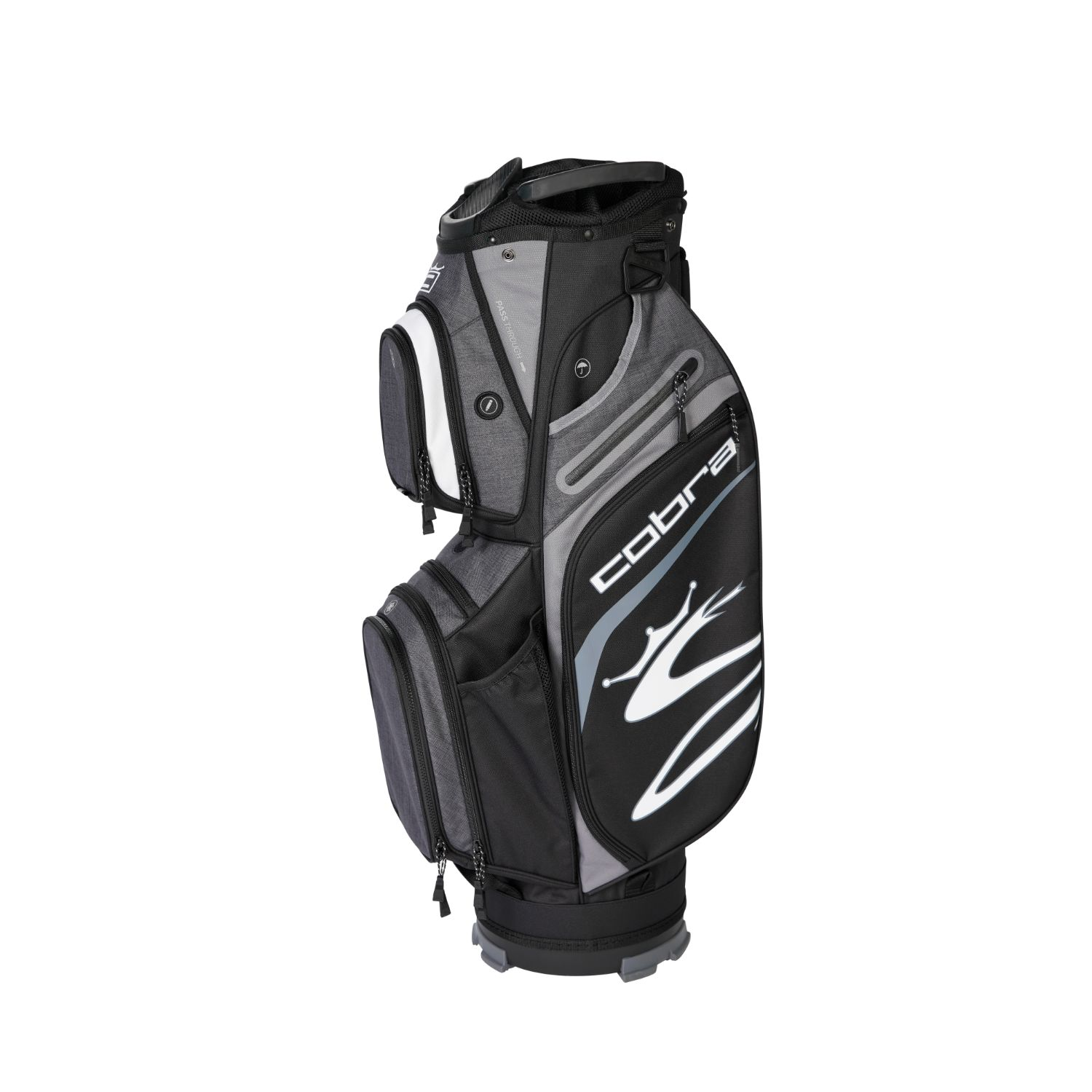 Cobra Golf 2020 Ultralight Cart Bag Black