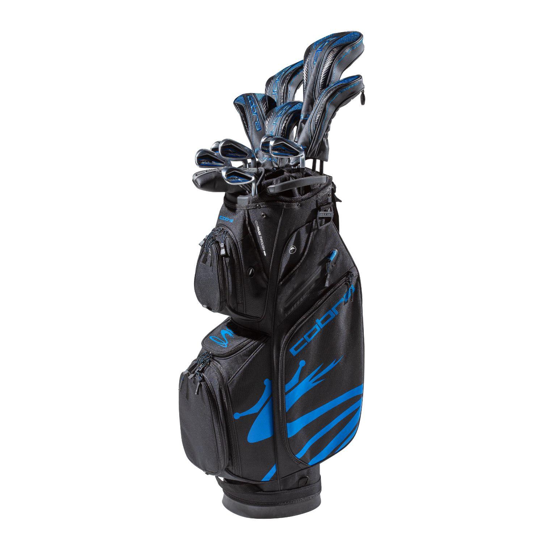 Cobra Golf FMAX Airspeed Mens Golf Set Steel Regular Flex RH