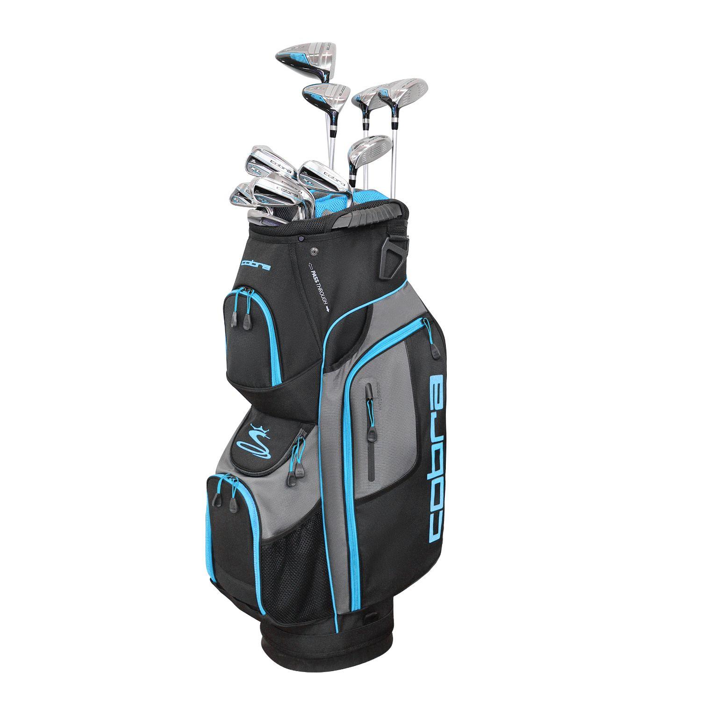 Cobra XL Speed Ladies Golf Set Graphite Black-Blue RH