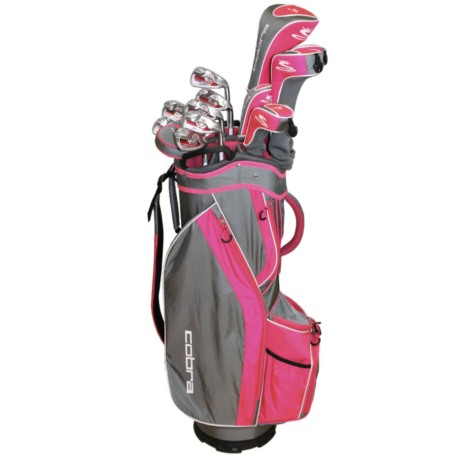 Cobra FLYZ S Women's 13PC Right Hand Pink Complete Set