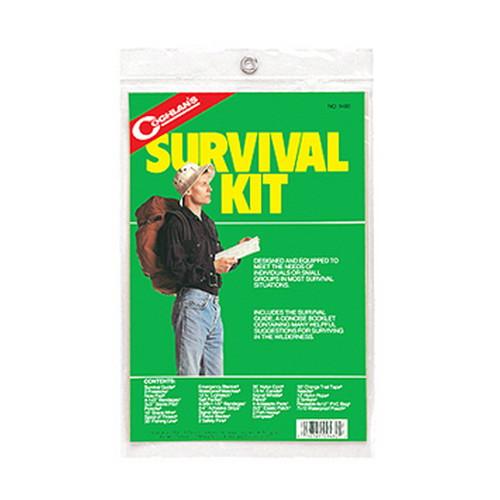 Survival Kit w/Guide