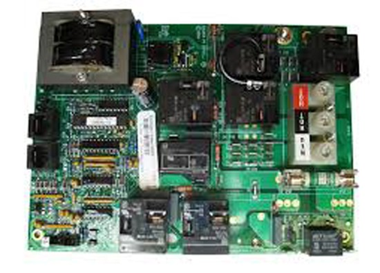 Circuit Board, Coleman (Balboa), 115/117R1, Value, 8 Pin Phone Cable