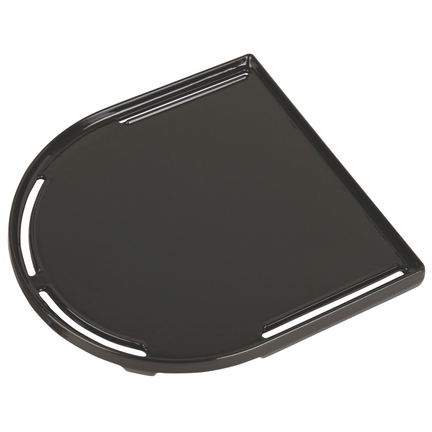 Coleman RoadTrip Swaptop Porcelain Coated Cast Iron Griddle