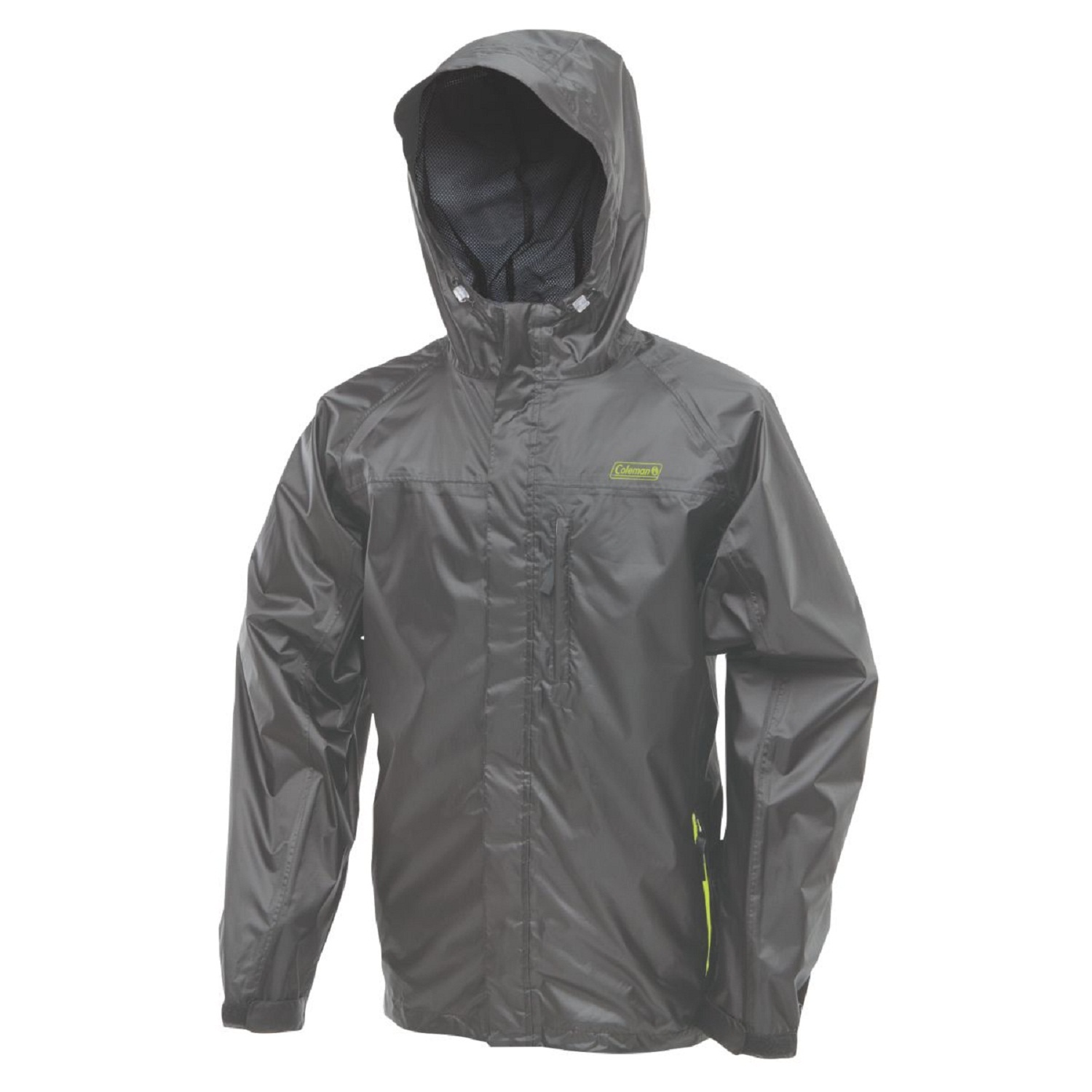 Coleman Rainwear Danum Jacket Grey/Green Large