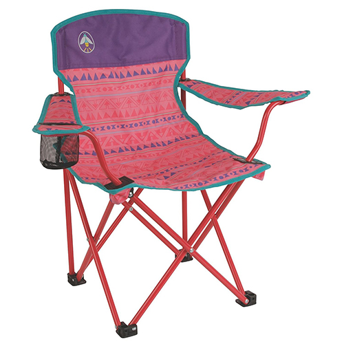 Chair Quad Youth Pink